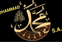 Muhammad सल्लल्लाहु ताला अलेही वसल्लम