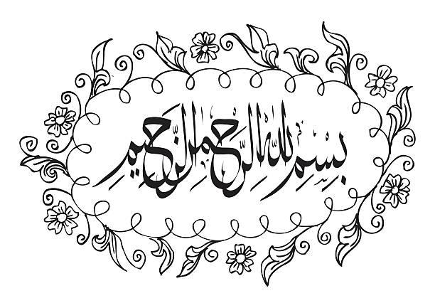 Allah Ke Naam Allah in Urdu. name of Allah images